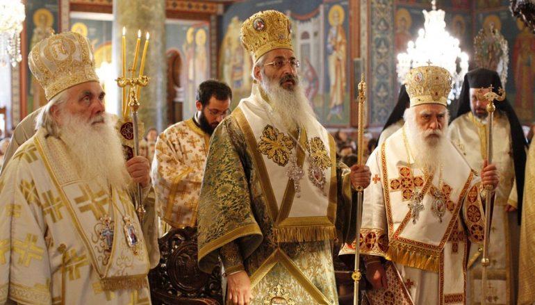 Η Νέα Σμύρνη τίμησε την Πολιούχο της Αγία Φωτεινή (ΦΩΤΟ)