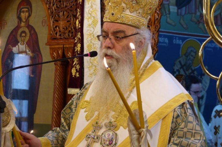 Τους Αγίους Κωνσταντίνο και Ελένη τίμησε η Καστοριά (ΦΩΤΟ)