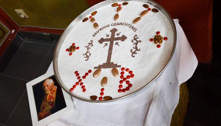 Διετές μνημόσυνο του αειμνήστου Πρωτ. Ιγνατίου Peckstadt στο Βέλγιο