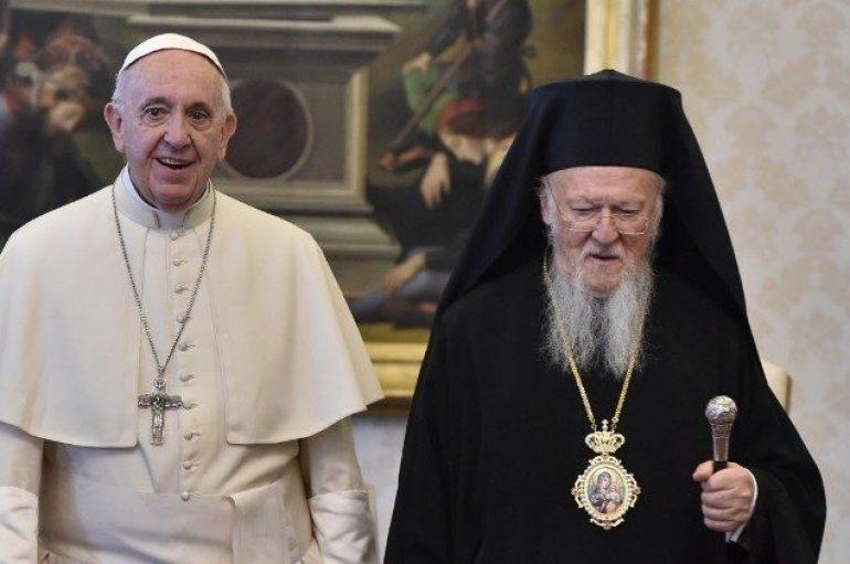 O Οικ. Πατριάρχης στο διεθνές συνέδριο του Centesimus Annu στο Βατικανό
