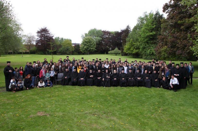 Συνάντηση κλήρου και νεολαίας στην Ι. Μητρόπολη Βελγίου (ΦΩΤΟ)