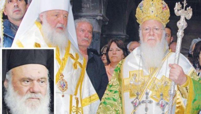 """""""Φωτιά άναψε"""" στο εκκλησιαστικό γίγνεσθαι το Ουκρανικό ζήτημα"""