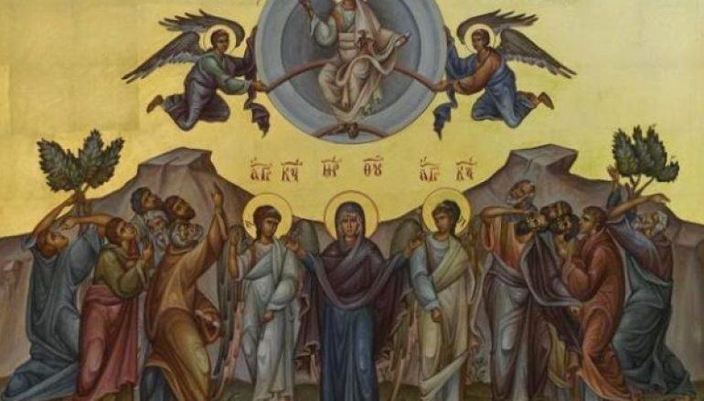 «Επήρθη η θεότης»