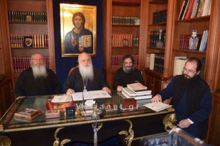 Συνέντευξη του Μητροπολίτη Βεροίας για τα ΚΔ΄ Παύλεια (ΒΙΝΤΕΟ)