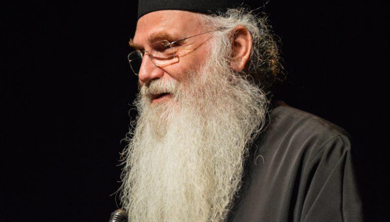 """Μεσογαίας Νικόλαος: """"Έχω υπάρξει άθεος για έξι χρόνια"""" (ΒΙΝΤΕΟ)"""