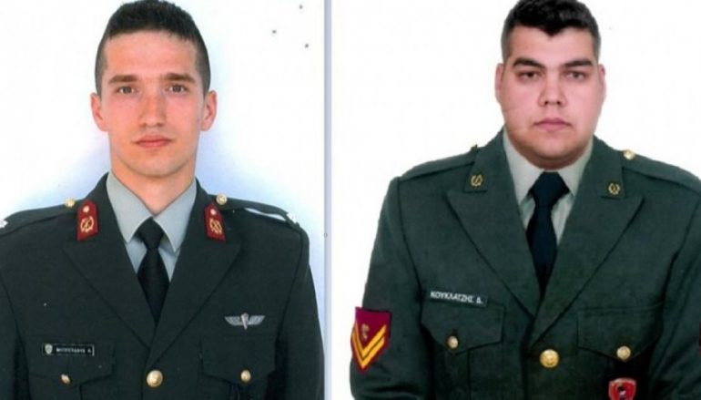 Αγρυπνία για τους κρατούμενους αξιωματικούς από την Ι. Μ. Θεσσαλονίκης