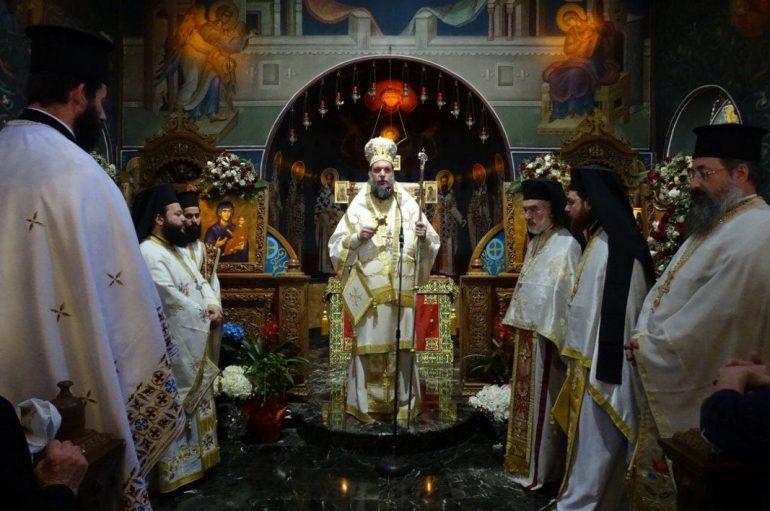 Η εορτή της Οσίας Ματρώνης στην Ι. Μ. Νέας Ιωνίας (ΦΩΤΟ)