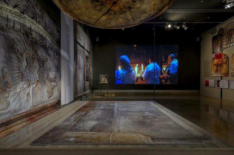 Έκθεση για τον Πανάγιο Τάφο στο Βυζαντινό Μουσείο Αθηνών