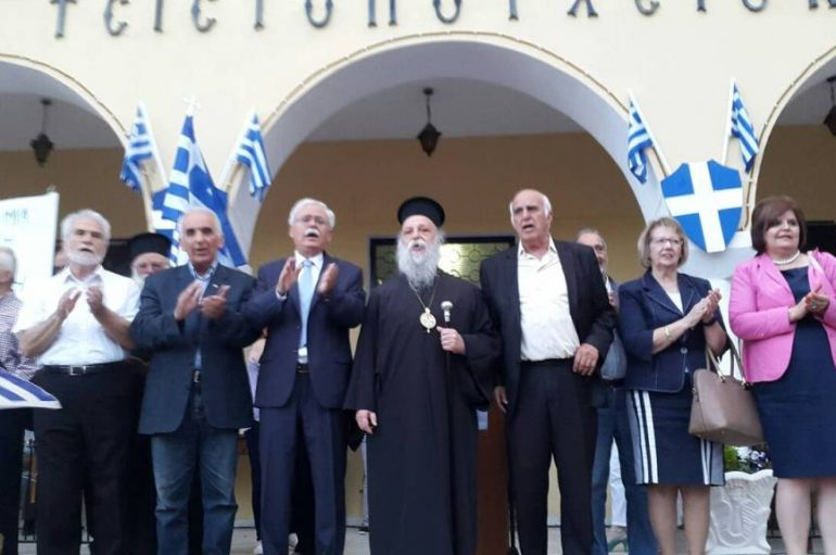 """Γρεβενών: """"Ήμασταν, είμαστε και θα μείνουμε Μακεδόνες!"""" (ΒΙΝΤΕΟ)"""