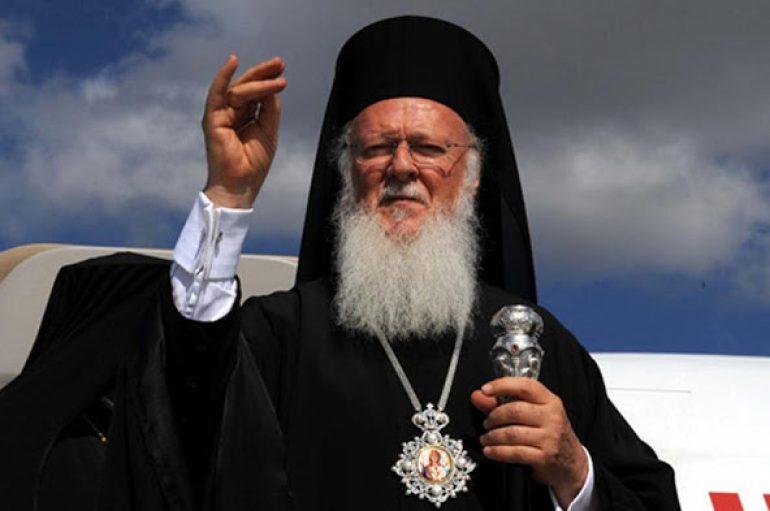 Ανεχώρησε για την Αθήνα ο Οικουμενικός Πατριάρχης Βαρθολομαίος