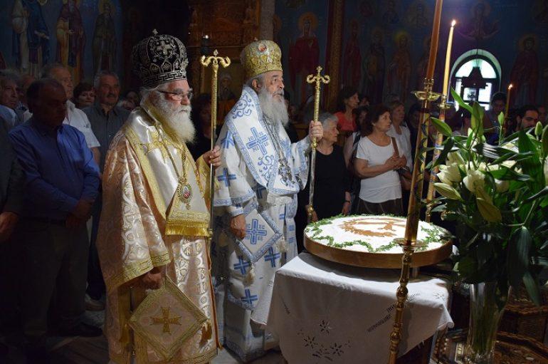 Ετήσιο Μνημόσυνο του Καθηγουμένου Αρχιμ. Δαμασκηνού Ζαχαράκη (ΦΩΤΟ)