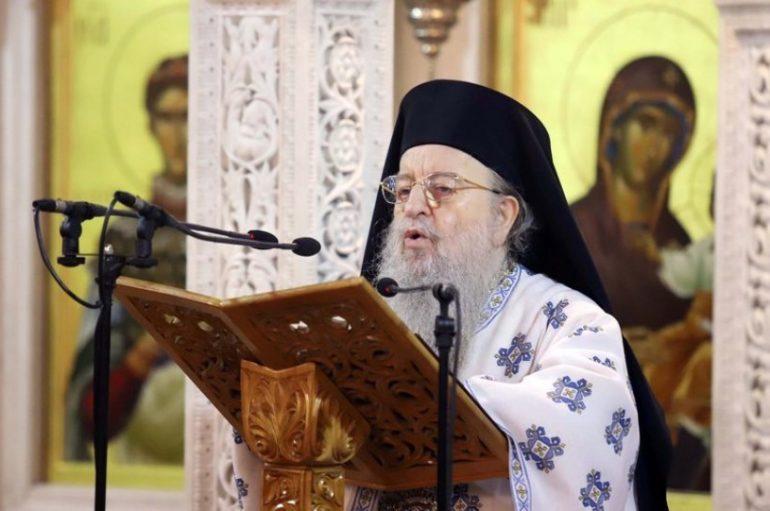 Ο Μητροπολίτης Θεσσαλονίκης αντίθετος στο διαχωρισμό κράτους – εκλλησίας