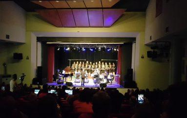 Συναυλία κατά των ναρκωτικών στην Ι. Μ. Γρεβενών (ΦΩΤΟ)
