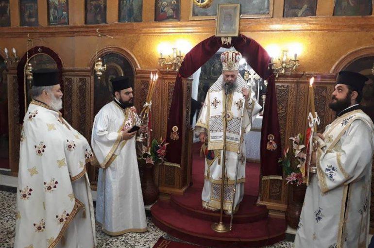 Κυριακή Γ΄ Ματθαίου στον Ιερό Ναό Αγίου Γεωργίου Σιτοχώρου (ΦΩΤΟ)