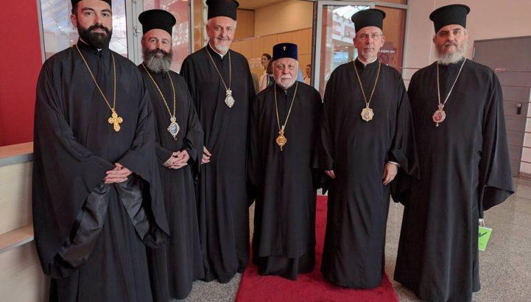 Ξεκίνησαν οι εργασίες της Γεν. Συνέλευσης του Συμβουλίου Ευρωπαϊκών Εκκλησιών