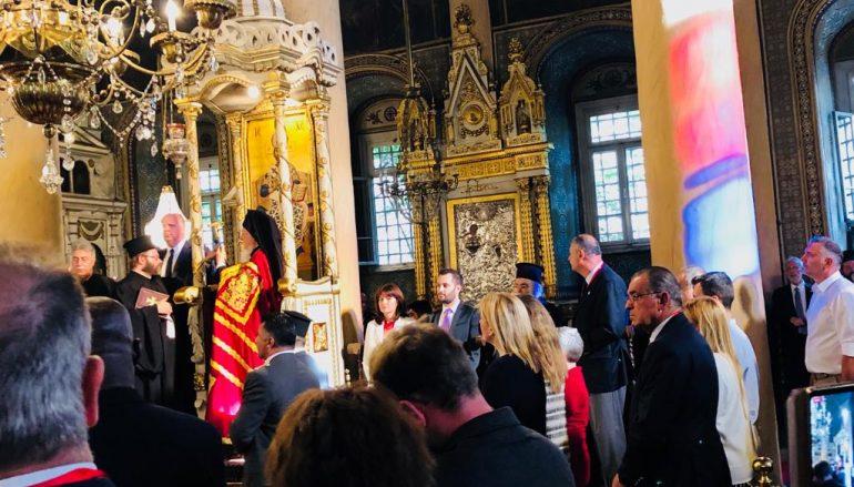 Τα Ονομαστήρια του Οικ. Πατριάρχη Βαρθολομαίου (ΦΩΤΟ)