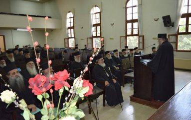 Ιερατική Σύναξη στην Ιερά Μητρόπολη Πρεβέζης (ΦΩΤΟ)