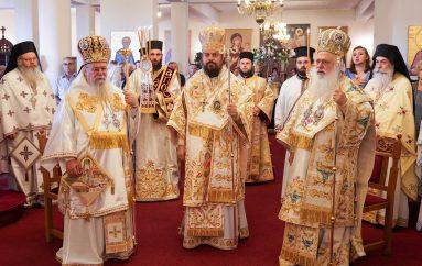 Πανηγύρισε ο Ι. Ναός Αγίου Λουκά στην Ι. Μ.Παναγίας Δοβρά Βεροίας (ΦΩΤΟ)