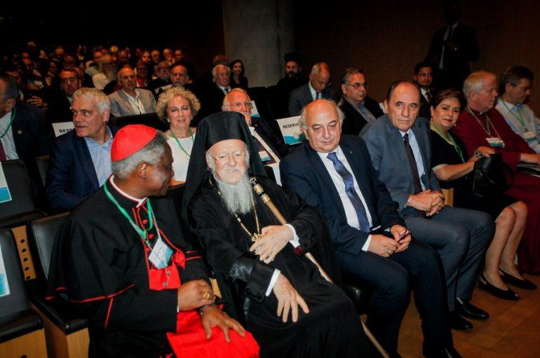 Ο Οικ. Πατριάρχης κήρυξε την έναρξη του Διεθνούς Οικολογικού Συμποσίου (ΦΩΤΟ)