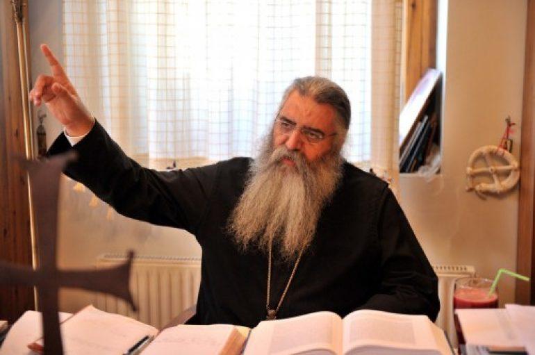 """Μητροπολίτης Μόρφου: """"Ο Άγιος Πορφύριος όπως τον έζησα"""" (ΒΙΝΤΕΟ)"""