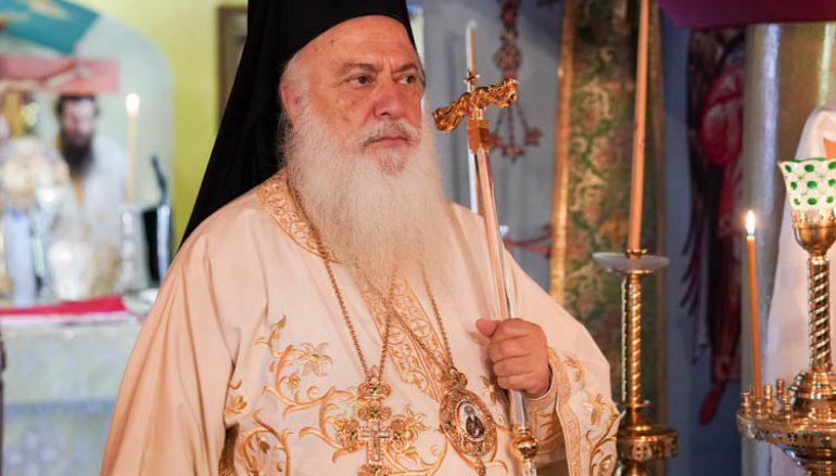Πανηγύρισε ο Ιερός Ναός Αγίου Τιμοθέου Βεροίας (ΦΩΤΟ)