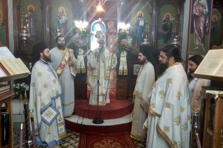 Η εορτή του Αγίου Βαρβάρου του Πενταπολίτου στο Ξηρόμερο (ΦΩΤΟ)