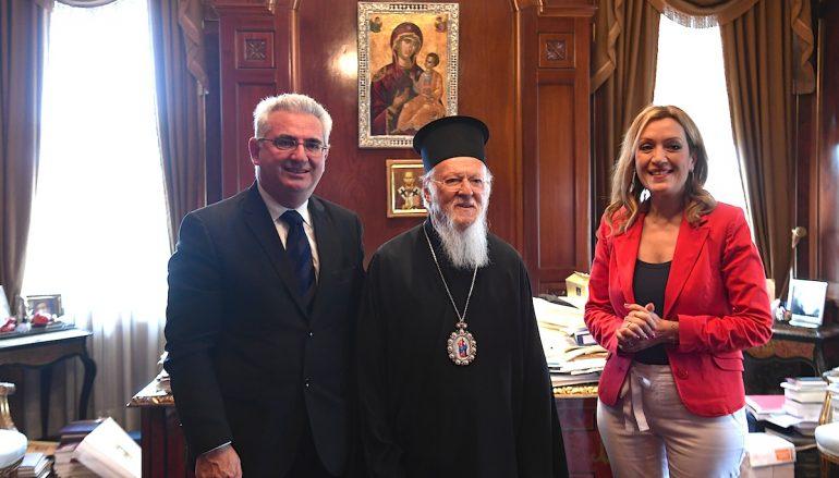 Επίσκεψη μελών της Βουλής της Κυπριακής Δημοκρατίας στο Οικ. Πατριαρχείο