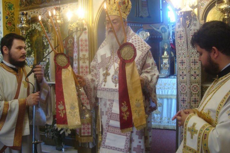 Η εορτή του Αγίου Στεφανά στην Ι. Μ. Κορίνθου (ΦΩΤΟ)
