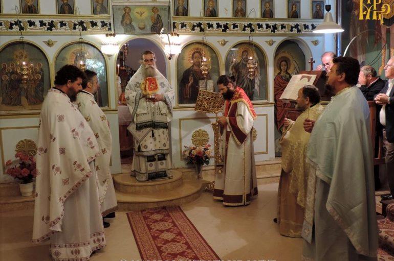 Εορτή των Αγίων Δώδεκα Αποστόλων στην Λαγκάδα Μηλιανών Άρτης (ΦΩΤΟ)
