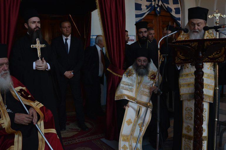 Παρουσία του Αρχιεπισκόπου ο Εσπερινός του Απ. Παύλου στην Κόρινθο (ΦΩΤΟ)