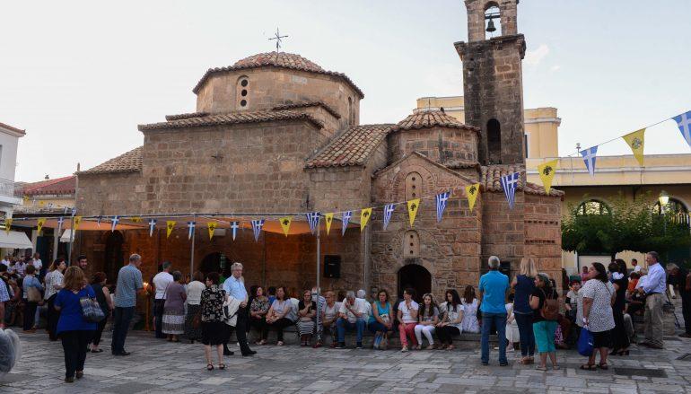 Πανηγύρισε το Ι. Προσκύνημα Αγίων Αποστόλων Καλαμάτας (ΦΩΤΟ)