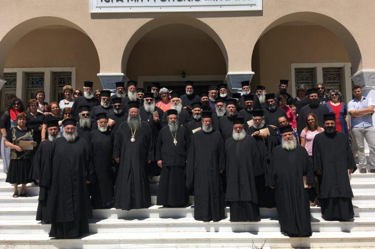 Προσκύνημα του Συνδέσμου Κληρικών της Ι. Μ. Κίτρους