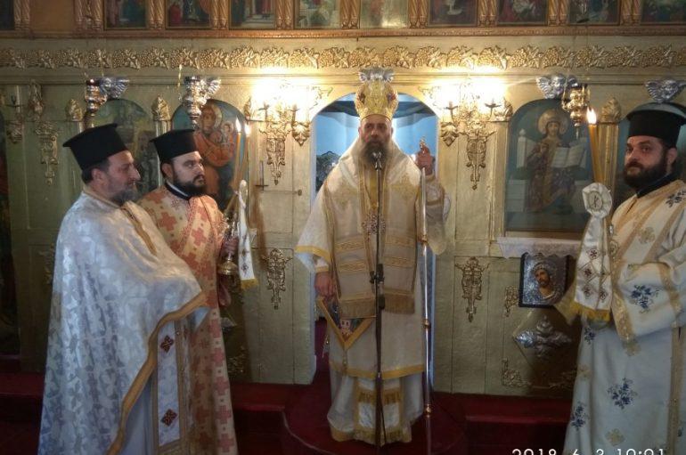 Κυριακή των Αγίων Πάντων στην Ι. Μ. Θεσσαλιώτιδος (ΦΩΤΟ)