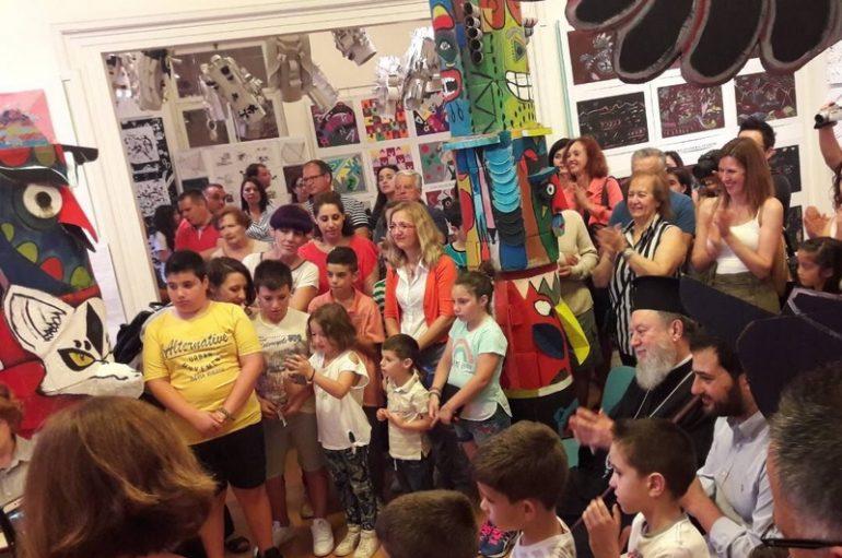 Ο Μητροπολίτης Χαλκίδος σε συλλογικές εκδηλώσεις της πόλης του (ΦΩΤΟ)