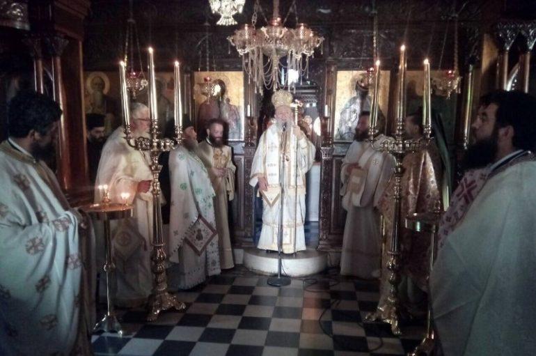 Η εορτή της Αγίας Φεβρωνίας στην Ι. Μ. Αγίου Νικολάου Γαλατάκη Λίμνης (ΦΩΤΟ)