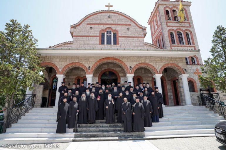 Ημερίδα Πνευματικών στον Ι. Ναό του Αγίου Νικοδήμου Βεροίας (ΦΩΤΟ)