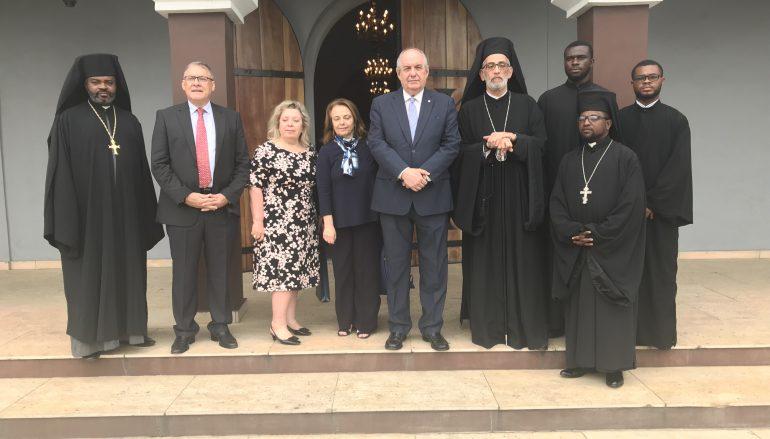 Ο Υφυπουργός Εξωτερικών σε Καμερούν και Νιγηρία (ΦΩΤΟ)
