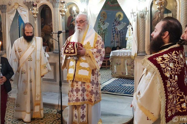 Ημέρα μνήμης ενός Μάρτυρα Ιερέως στην Καστοριά (ΦΩΤΟ)