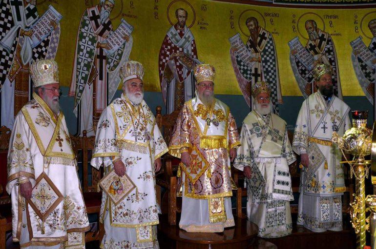 Η εορτή του Αποστόλου Παύλου στην Ι. Μητρόπολη Φιλίππων (ΦΩΤΟ)