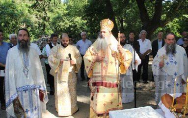Λαμπρός ο εορτασμός του Αγίου Λουκά του Ιατρού στην Ι. Μ. Σταγών (ΦΩΤΟ)