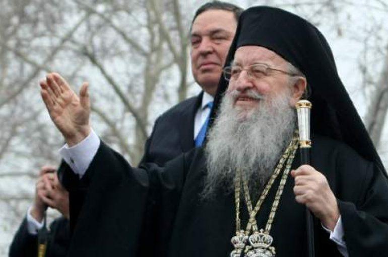 Άνθιμος: «Ξεχνούν τα δεδομένα όσοι μιλούν για διαχωρισμό κράτους-Εκκλησίας»