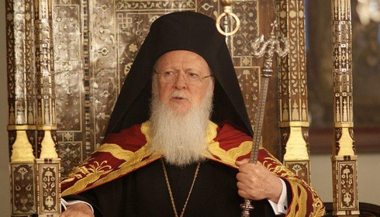 Πρόγραμμα Ονομαστηρίων του Οικ. Πατριάρχη Βαρθολομαίου