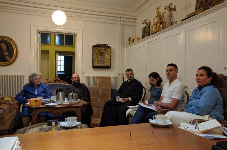 Διοργάνωση 1ης Κληρικολαϊκής Συνέλευσης Ι. Μητροπόλεως Σουηδίας (ΦΩΤΟ)