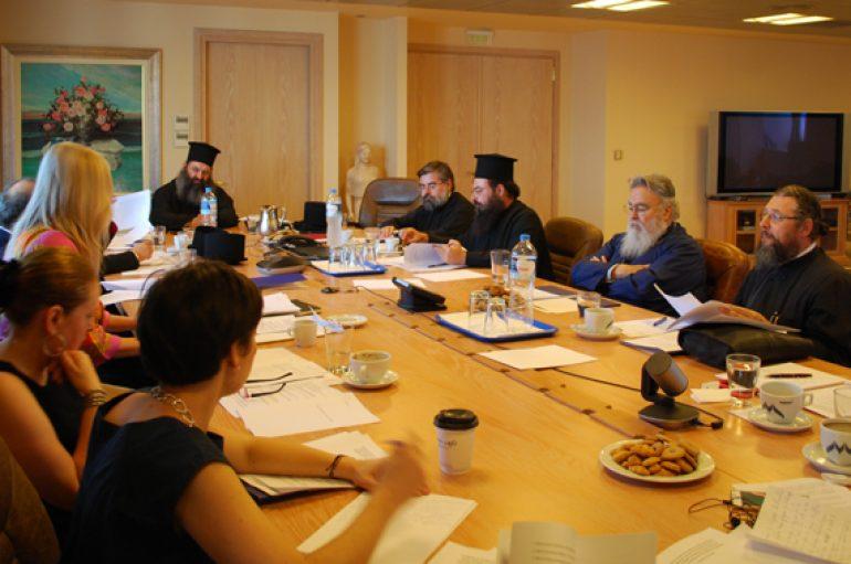 Μικτή Συνεδρίαση για την ανάπτυξη του θρησκευτικού τουρισμού στην Ελλάδα
