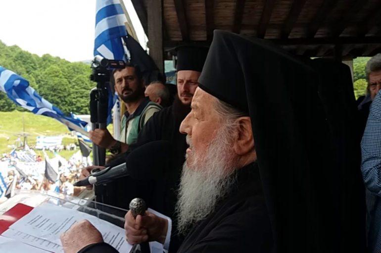 Φλωρίνης: «'Οσο και να θελήσουν η Μακεδονία θα είναι δική μας» (BΙΝΤΕΟ)