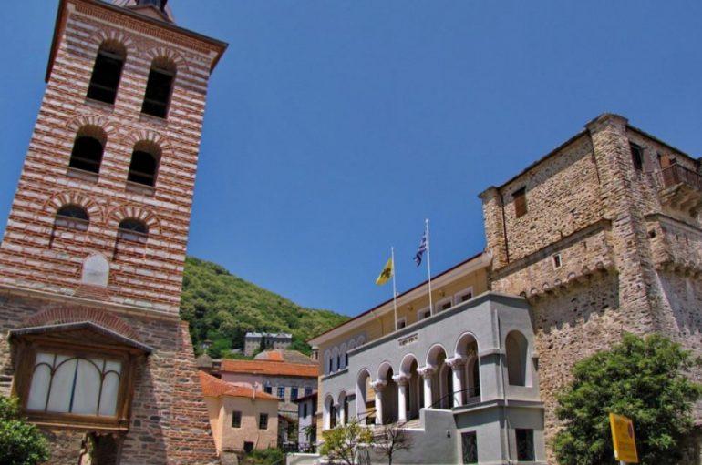 Ανακοίνωση της Ι. Κοινότητος του Αγίου Όρους για το θέμα της Μακεδονίας