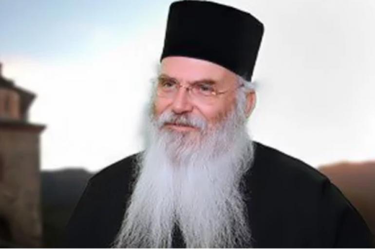 Υποστράτηγος με απόφαση Καμμένου ο Μητροπολίτης Μεσογαίας Νικόλαος