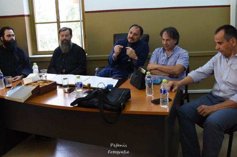 Απολυτήριες Εξετάσεις της Σχολής Βυζ. Μουσικής της Ι. Αρχιεπισκοπής Αθηνών