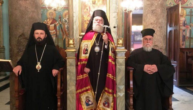 Εορταστικές εκδηλώσεις προς τιμήν του Αγ. Κυρίλλου του Λούκαρη (ΦΩΤΟ)