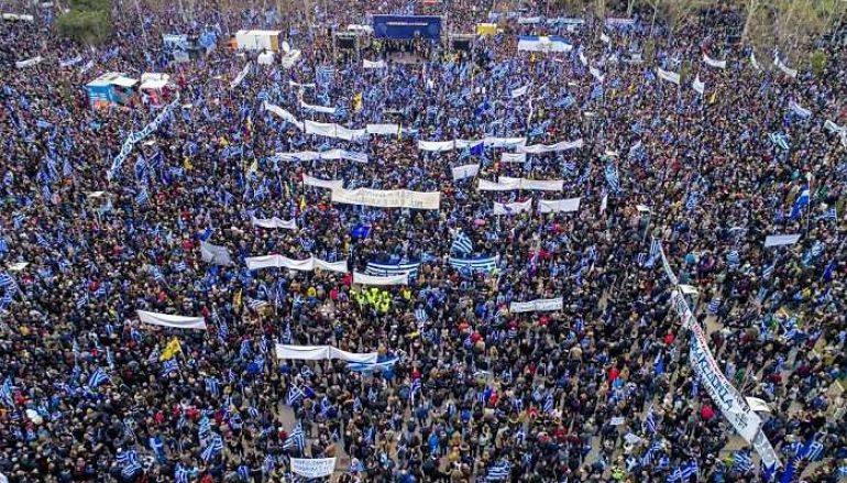 Η Μητρόπολη Σπάρτης δυναμώνει το συλλαλητήριο στην Αθήνα για τη Μακεδονία